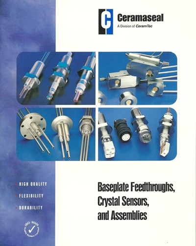 Ceramaseal Feedthrough Brochure
